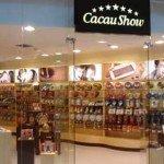 Franquia Cacau Show Preço da Franquia de Chocolates