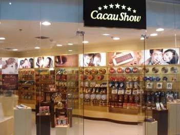 Franquia Lojas Cacau Show