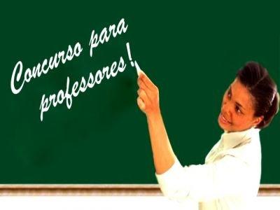 CONCURSO DE PROFESSORES 2013 SEDUC/CE